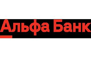 Лого Альфа Банк